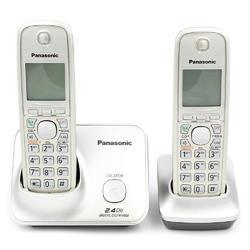 Panasonic Cordless Phone KX-TG3712SX WHITE