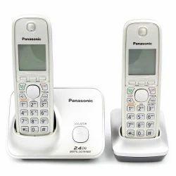 Panasonic Cordless Phone KX-TG3712SX WHITE