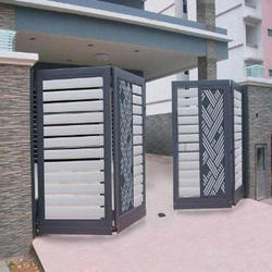 Compound Wall Gate At Rs 20000 Pieces Gates Id 12811766448