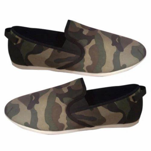 Mens Fouji Printed Casual Shoes