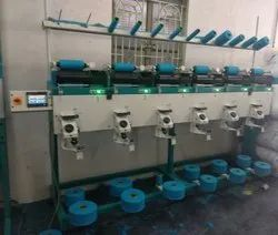 Parallel Yarn Winding Machine
