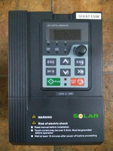 Solar AC Pump Controller - Solar Pump Controller Manufacturer from Surat