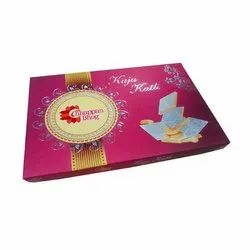 12 Cm X 7 Cm Rectangle Sweet Packaging Box
