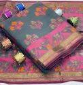 Fancy Silk Cotton Saree