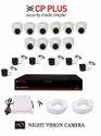 16 Ch CCTV Camera Setup (2.4 Mp)