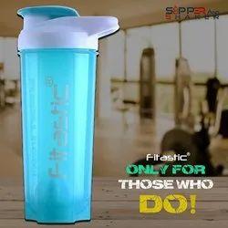 Premium Shaker Bottle Blue