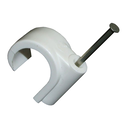 Pipe Nail Cable Clip