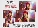 Fast 7 - 10 Days Image Resize Service
