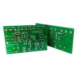 Fr-4 1.6 Mm Single Layer PCB Assembly, 2