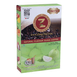 Zingysip Instant Guava Coffee - 200 Gm.