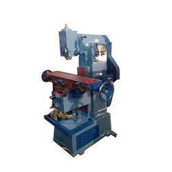 Cast Iron Gear Head Vertical Milling Machine