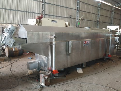 New Continuous Fryer