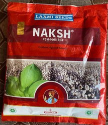 LAXMI SEEDS NAKSH PCH-9605 BT-2 COTTON SEED, For Agriculture, Packaging Type: Packet