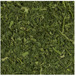 Dehydrated Spinach Bits