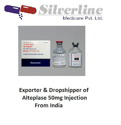 Alteplase 50mg Injection