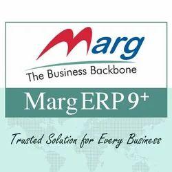 Marg ERP 9+ Mobile Shop Billing Software