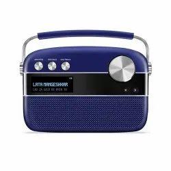Carvaan Premium Portable Digital Music Player (Royal Blue) - Saregama