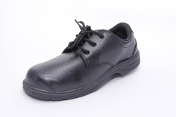 Lancer V -102 Black Safety Shoes
