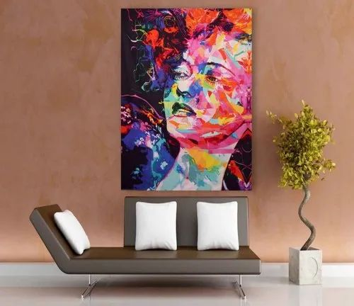 Printed Tapestry Wall Hanging