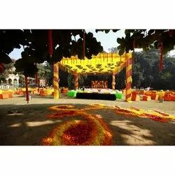 Flower Decoration Service, in Client side