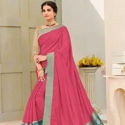 Designer Thread Work Saree