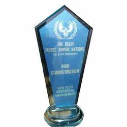 Arrowhead Acrylic Trophy