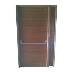 Indigatech Yes Louver Fire Rated Door