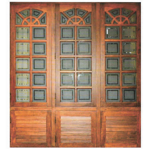 Home Windows Design In Kerala: Wooden Windows At Rs 1650 /unit