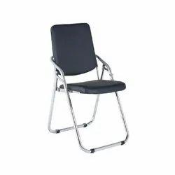 Nilkamal Black Hardy Folding Chair