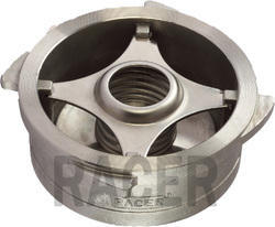 Wafer Type Stainless Steel Check Valve