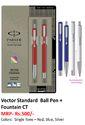 Vector standard ball pen   Roller CT