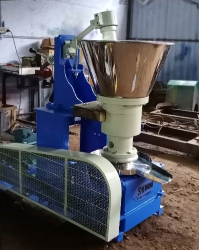 Wooden Rotary Oil Machine