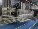 Aluminum Section Conveyorised Powder Coating Plant