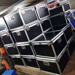 Safety Flight Case
