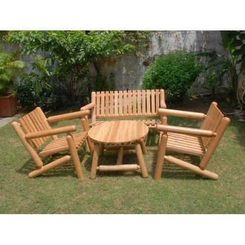 Charmant Designer Bamboo Sofa Set