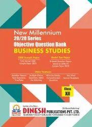 New Millennium 20/20 Series OBJECTIVE Question Bank BUSINESS STUDIES Class 12