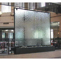 Glass Wall Fountains