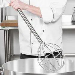 Stainless Steel Ball Kettle Whip Giant Whisk