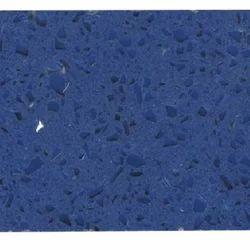 Blue Quartz Crystal Slabs
