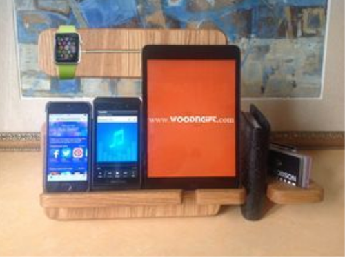 c2f2f7122de1 Wood Organizer Products - Phone Dock Manufacturer from Palghar