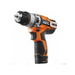 Compact Drill / Driver 1-Speed with 2 x Li-Ion Batteries