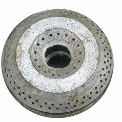 Mild Steel Gas Stove Burner, Size: 69.5 mm