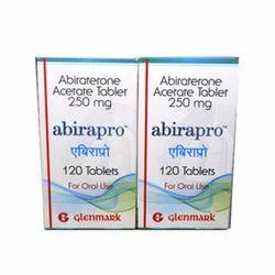 Glenmark Abiraterone Acetate Abirapro 250 Mg Tablet, Packaging Type: Box