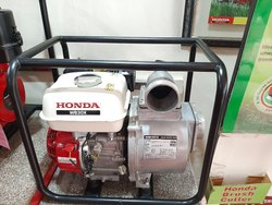 Petrol Honda Diesel Pumpset 5 Hp, Model Name/Number: WB3OX