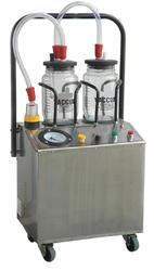 standard steel Hospital Suction Machine, 100