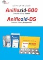 Aniflozid-ds Liquid Linezolid 100 Mg, For Anti-infective, Packaging Type: 30ml With Wfi