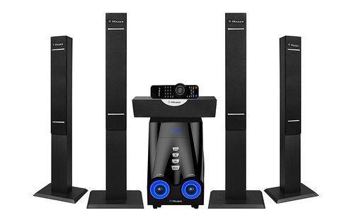 41a35d67d75 Maser M900XBTF Hi Bass Surround Sound System Subwoofer   Four Tower Speaker  Soundbar With Bluetooth at Rs 9200  piece