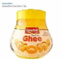Gowardhan Ghee, Purity (%): 100, Pack Size: 1