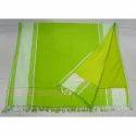 Green Towel Beach Pareo