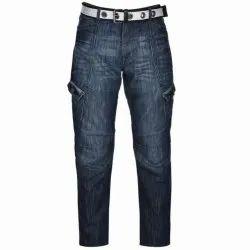 Mens Cargo Jeans